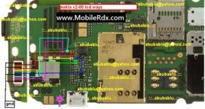 Nokia c2 00 lcd ways 300x160