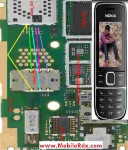 nokia 2700c insert simcard 257x300
