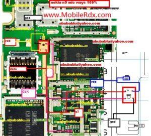 Nokia N9 Hardware Mic Solution 300x271