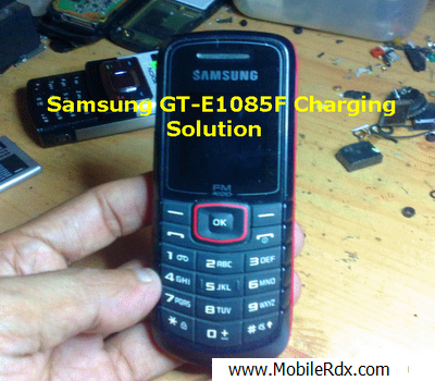 Samsung GT E1085F Charging Solution2