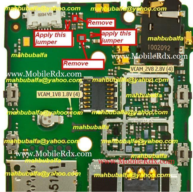 Nokia 2 Edl Pinout