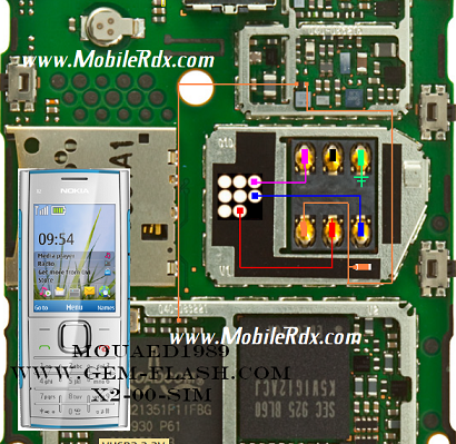 nokia x2 00 insert sim solution - Nokia X2-00 Insert Sim Solution