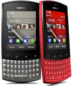 Nokia 303 Asha 252x300