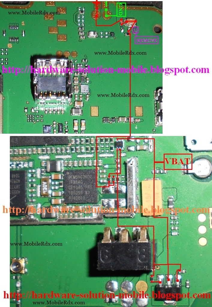 Nokia X2-01 And C3-00 Charging Problem Solution