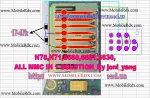 Nokia 2BN70 252CN71 252C6680 252C6681 252C6630 2BMmc 2BSolution 300x195