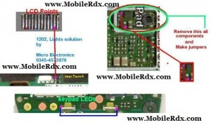 nokia 1202 lcd light solution 300x178