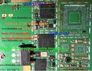 nokia 2730 speaker buzzer solution 300x232