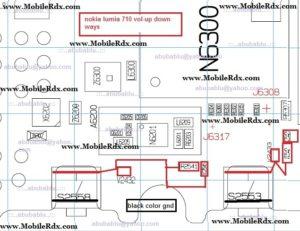 nokia lumia 710 volume up down key ways 300x231