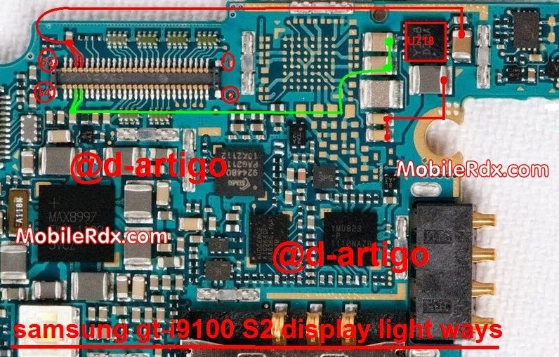 samsung 2Bgt i9100 2Bs2 2Bdisplay 2Blight 2Bways 2Bworking 2Bsolution