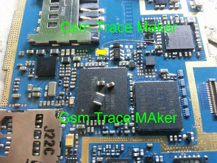 Samsung GT-S5360 Display Light Problem Ways Solution