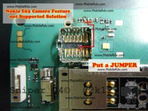 nokia e63 camera solution 300x225 - Nokia E63 Camera Feature Not Supported Jumper Solution