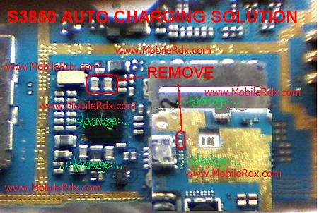 samsung s5380k auto charge - Samsung S5380K Auto Charging Solution