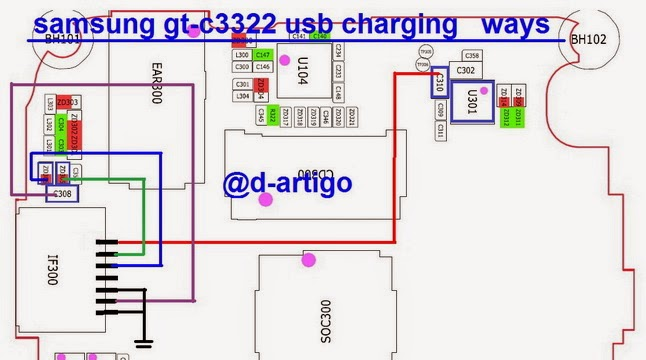 samsunggt c3322usbchargingways - Samsung GT-C3222 Duos Wet Phone Charging Problem Solution