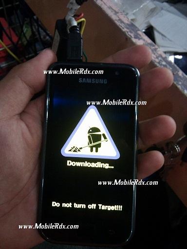 Galaxy S i9000t fullshorted 7