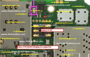 nokia C2 03 C2 06 C2 08 charging not supported 300x192
