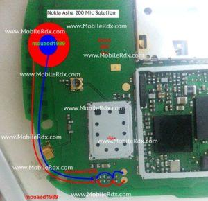 nokia asha 200 mic solution 300x290