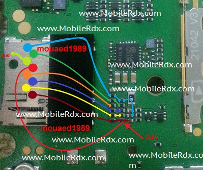 nokia asha 200 mmc solution