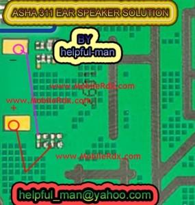 nokia asha 311 ear speaker solution 285x300