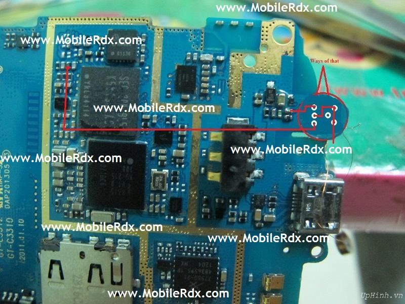 Samsung C3312 Duos Mic Problem Solution Ways