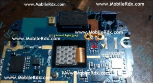 Samsung B7722i Speaker Solution