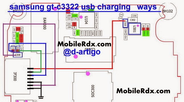 samsung 2Bgt c3322 2Bcharging 2Bjumper 2Bsolution - Samsung C3322 Charging Ways And Auto Charging Solution