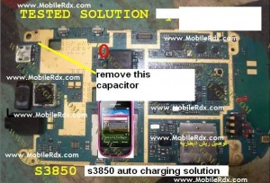 Samsung S3850 Corby II Auto Charging Solution