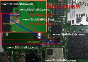 Nokia C5-03, C5-06 Touch Pad Solution