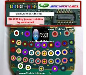 BB 9700 onyx keypad jumper 300x260 - Blackberry 9700 Keypad Not Working Problem Full Solution