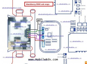 blacberry 9900 usb connecter track ways jumper 300x220 - Blackberry 9900 USB Connector Ways Problem Solution