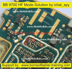 blackberry 9700 headphone mode activated solution 300x287 - Blackberry 9700 Handsfree Problem Repair Solution