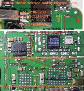 nokia 5800 speaker ringer not working problem solution tested 275x300