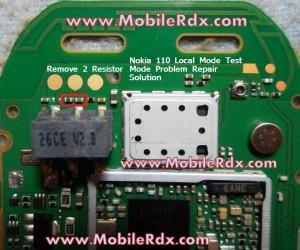 nokia 110 test local mode problem solution 300x250