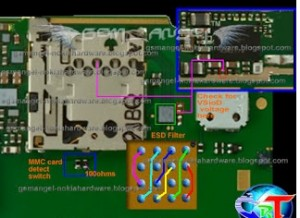 nokia 2710 mmc memory card problem solution 300x218