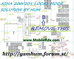 Asha 200, 201 Test Mode Locl Mode Problem Solution