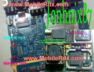 Samsung C3303K Champ Display Light Problem Solution