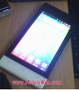 Karbonn A6 image3 260x300 - Karbonn A6 Pattern Lock Done By Volcano Box - World First