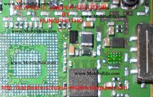 Nokia 5233 Keypad Ic Jumper Solution