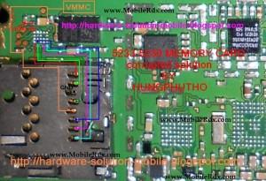 Nokia 5233 Mmc Memory Card Ways Track Jumper