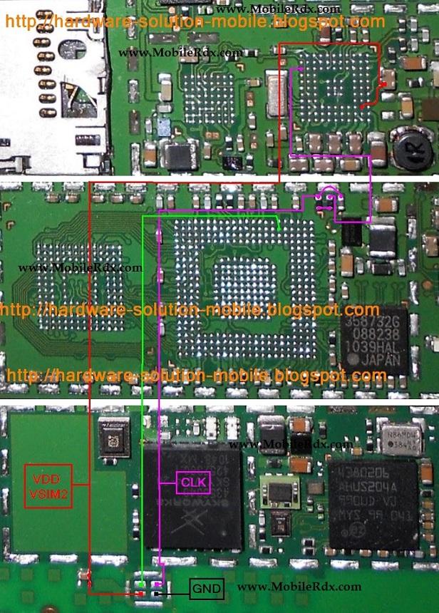 Nokia 5233 Mic Ways Jumper Solution