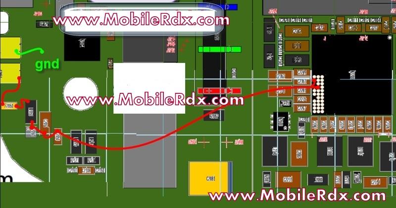 Nokia 7230 Charging Solution Jumper Ways