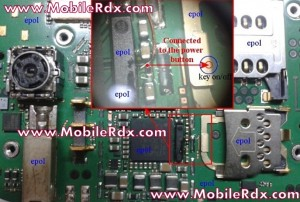 Nokia 7230 Power On Off Button Ways Jumper Solution
