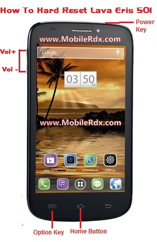 lava eris 501 hard reset solution - How To Hard Reset Lava Iris 501