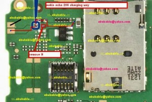 nokia 206 chargng problem solution 300x201