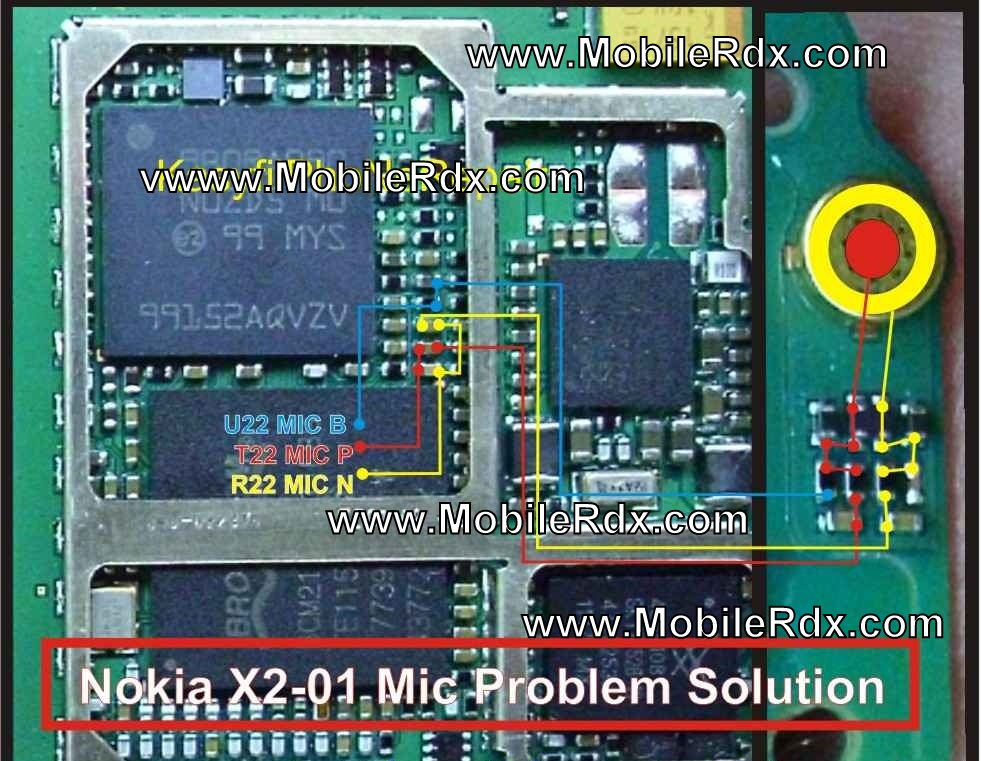 nokia x2 01 mic ways jumper solutionnote every diagram we post on mobilerdx com is tested by one or more members of our team still use them at your own risk we are not responsible if these