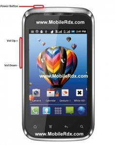 videocon a20 hard reset solution 237x300 - Videocon A20 Hard Reset Pattern Lock Solution