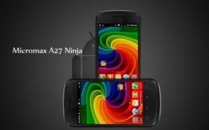 Micromax A27 Ninja 300x187