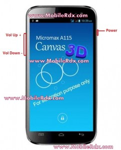 Micromax A115 Canvas Hard Reset 242x300