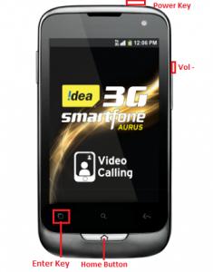 idea aurus 235x300 - Idea Alcatel One Touch 985N Hard Reset Pattern Lock Solution