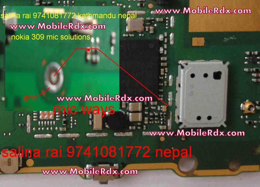 nokia-309-mic-solution