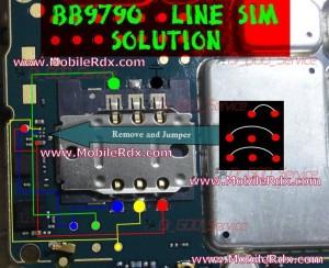 blackberry 9790 insert sim jumper solution1 300x244 - Blackberry 9790 Insert Sim Problem Hardware Solution